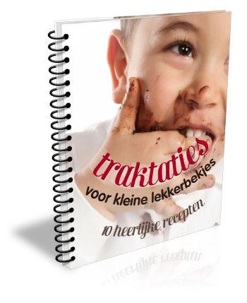 Bonus 4: Traktaties voor kleine lekkerbekjes, 10 heerlijke gerechten.
